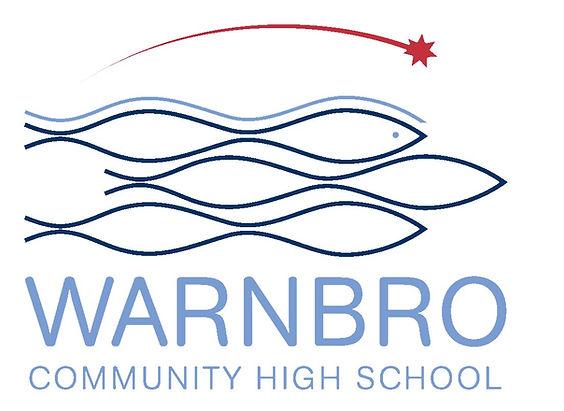 Warnbro CHS. Logo. Light Blue Text.jpg