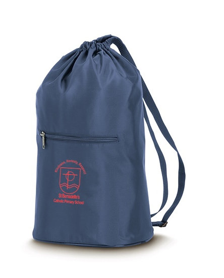 St Bernadette's CPS Swim/Excursion Bag