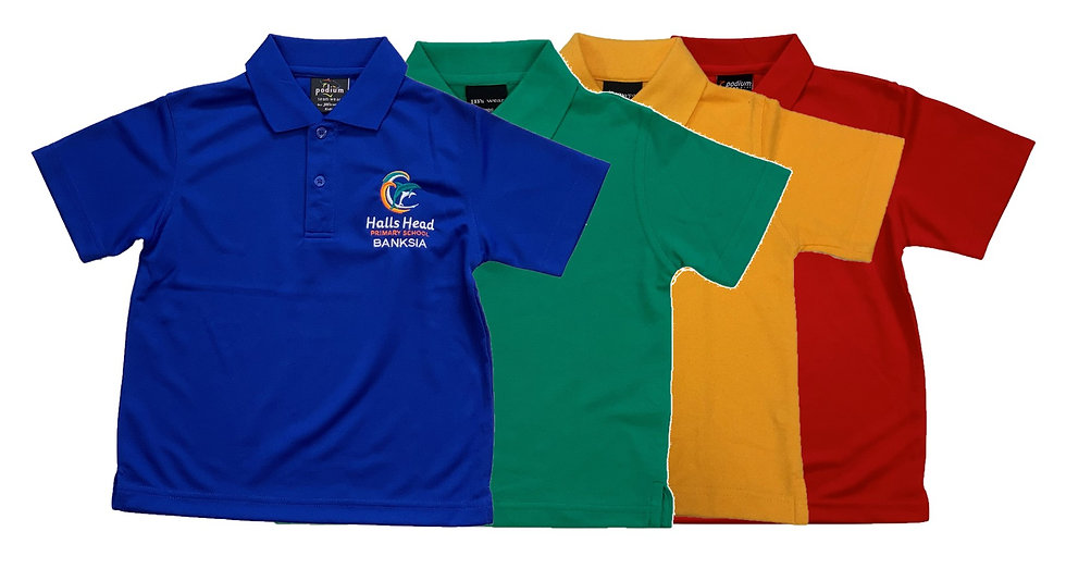 Halls Head PS Faction Polo (NEW STYLE)