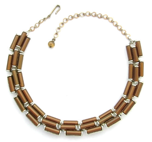 Charel Lucite Necklace