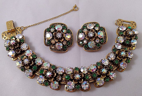 Florenza Bracelet & Earring Set
