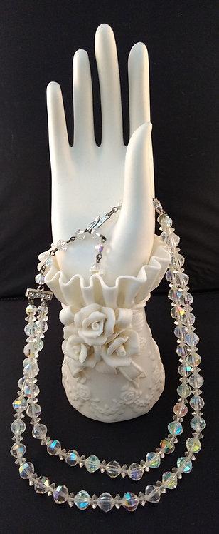 Laguna Crystal Necklace