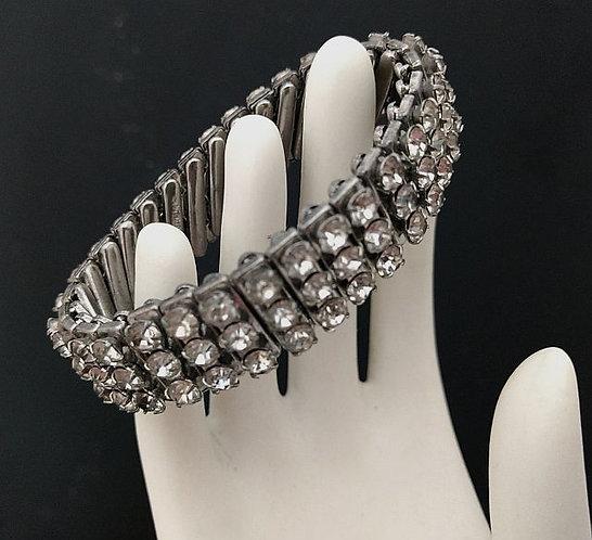Rhinestone Expansion Bracelet