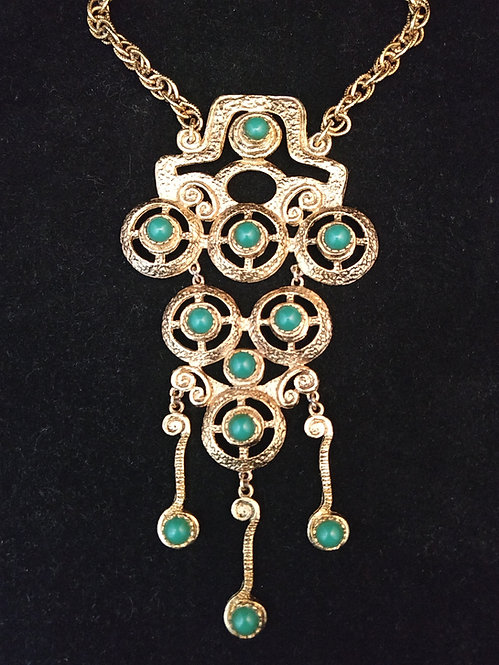 Etruscan Style Necklace
