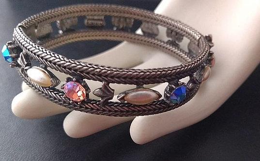 Florenza clamper bracelet