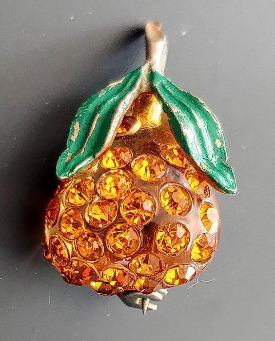 Forbidden Fruit Pear Scatter Pin