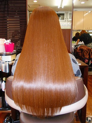 Hair Esthete avare 東大宮 美容室 美髮 M3D 艶髪 増毛 つむじ隠し サラサラ ストレート トリートメント 髪の修復 バサバサ 傷み