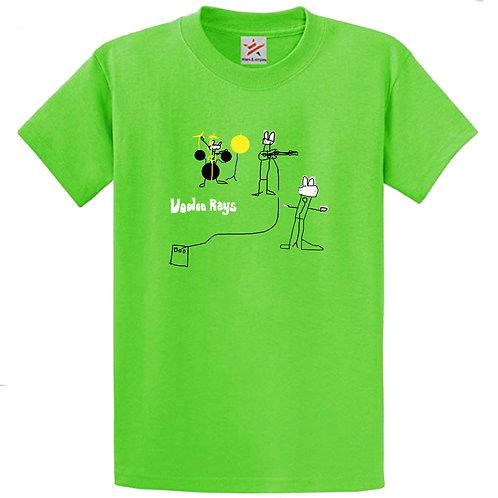 Wider T shirt