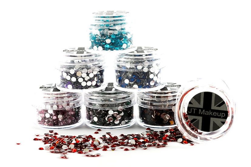 Diamante Sequins - 30ml pot