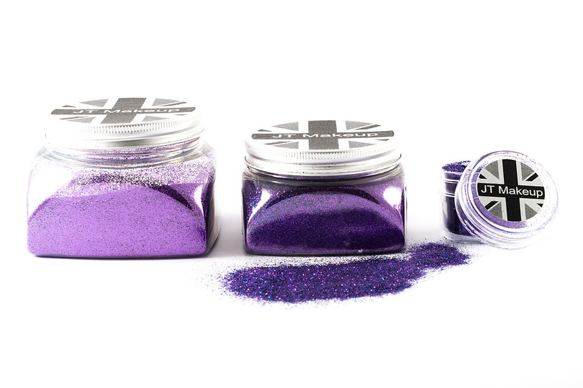 Deep Purple Glitter