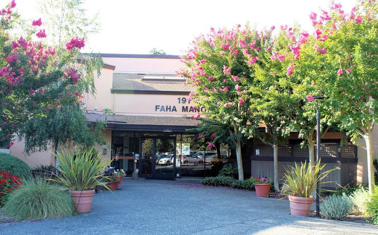 FAHA Manor entry