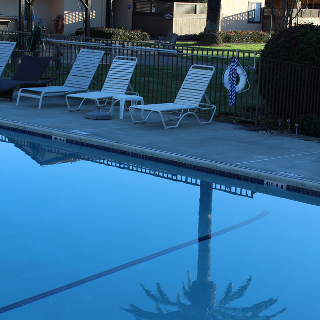 FAHA Pool for residents