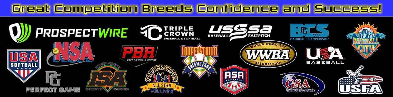 Multi Organization Banner for Competitio
