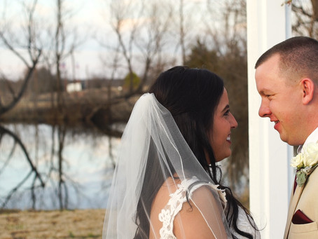 This Groom's Vows to his Daughter will make you Cry!
