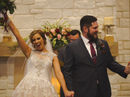 Hannah + Jacob | Cutest Couple Ever at Hidden Pines Chapel in Highland Village, TX