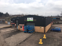 Our new TLC depot
