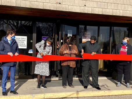 New food shelf in North Minneapolis opens just in time for the holidays
