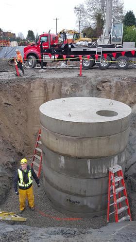 Vault installation