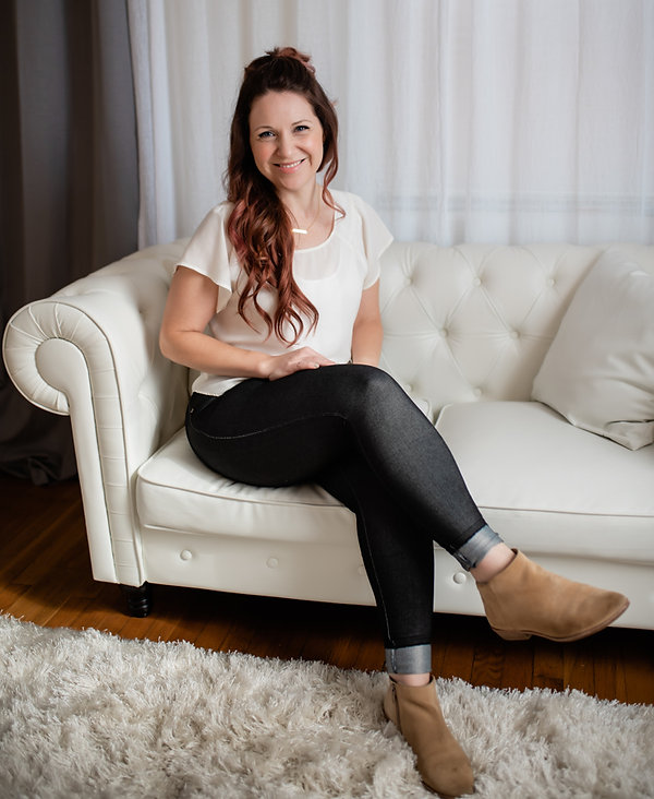 Owner and Founder of East Beach Hair Co., Stacey Williamson