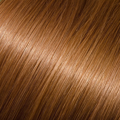 Bronde is the color to describe hair that is dark blonde or light brown