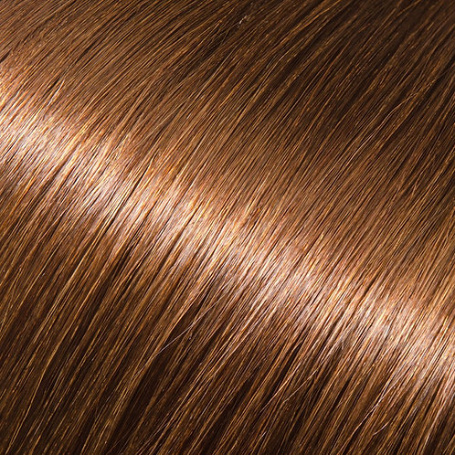 Medium brown hair color for halo extensions
