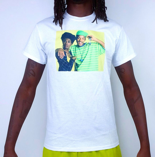 Fresh Prince x The Real Aunt Vivian Tee