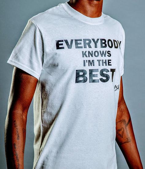 "DOSA®✝️ ""Everybody Knows"" Slogan Tee"