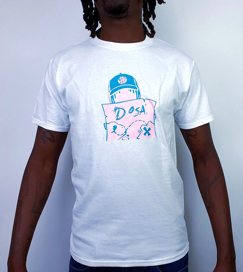 """DOSA®✝ MAN """"On The Map"""" Tee"""