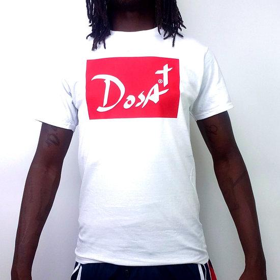 OG DOSA ®️✝️ Signature Label Tee