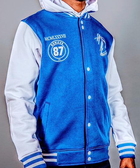 DOSA®✝️ Swagger University Varsity Jacket