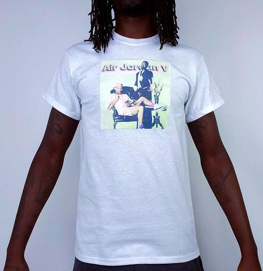 Fresh Prince x Air Jordan 5 Tee
