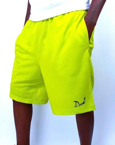 Deuce Dosa✝️ Signature Label Gym Shorts 🏀