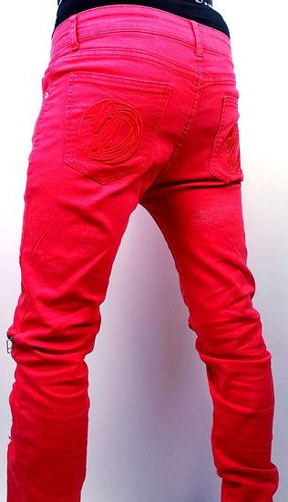 Deuce Dosa✝️ Distressed Jeans