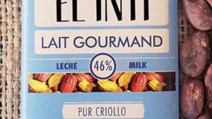 lait noisettes