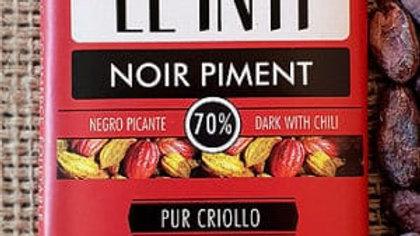 Noir piment 70%