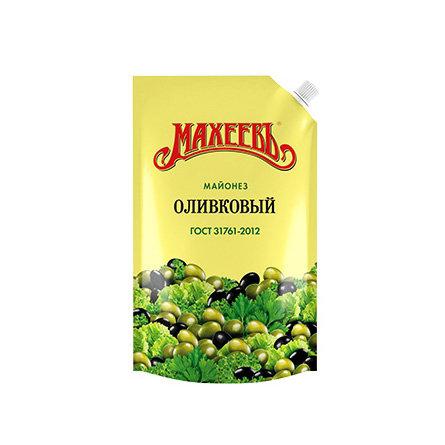 "Майонез ""Махеев"" Оливковый 200мл"