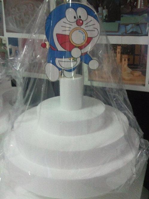 REF.626 Base para gominolas grande Doraemon