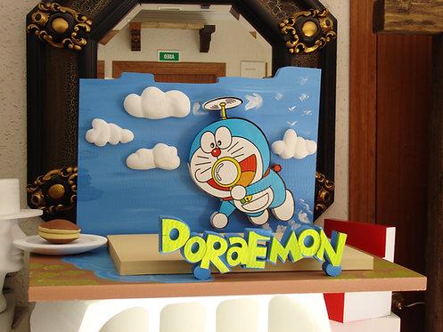 REF.432 Base de tarta Doraemon