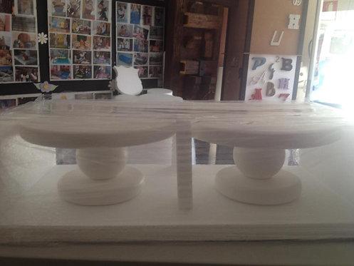 REF.402 Base para tarta con forma de columna