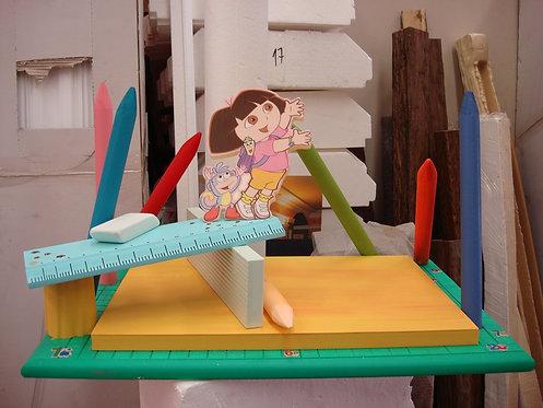 REF.513 Base de tarta Dora la Exploradora