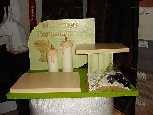 REF.328 Base para 2 tartas comunión