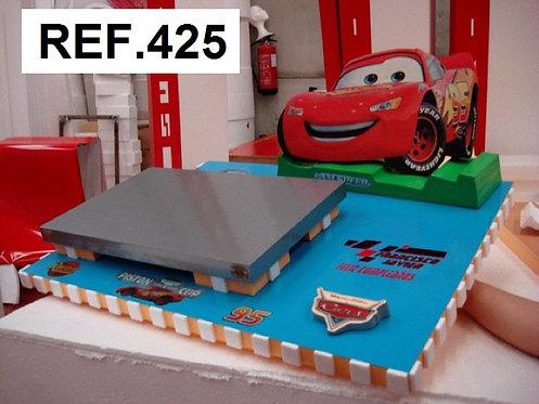 REF. Bases de tarta Cars