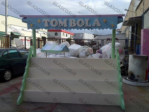 REF.674 Expositor gominolas y regalos Tómbola