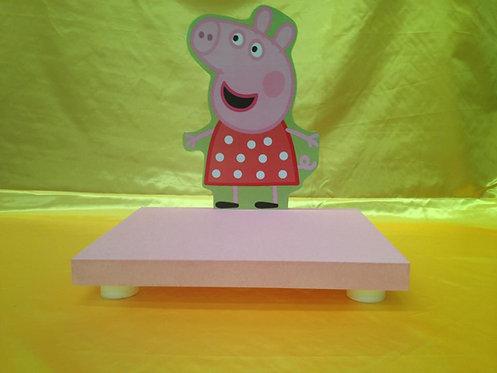 REF.500 Base de tarta Peppa Pig