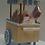 Thumbnail: REF.672 Expositor gominolas Kiosko pequeño