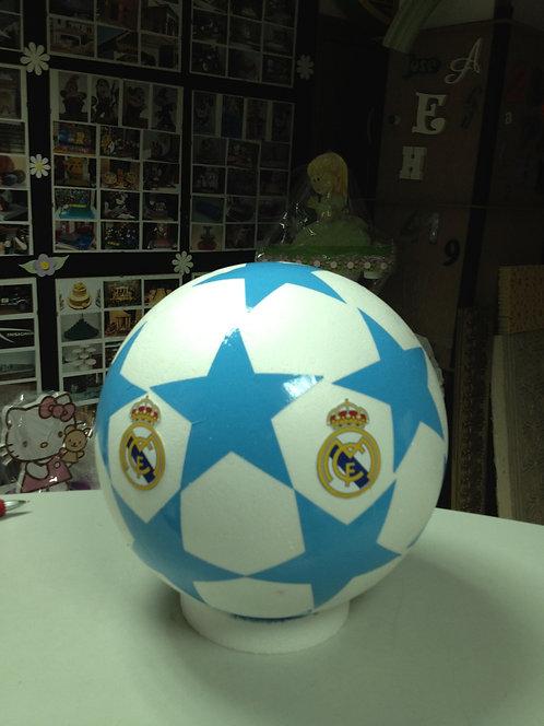 REF.932 Balón de fútbol sobremesa