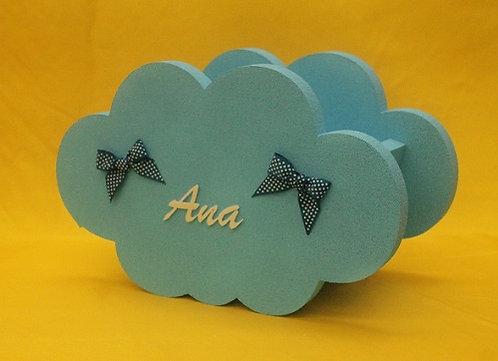 REF.202 Cesta para regalos con forma de nube