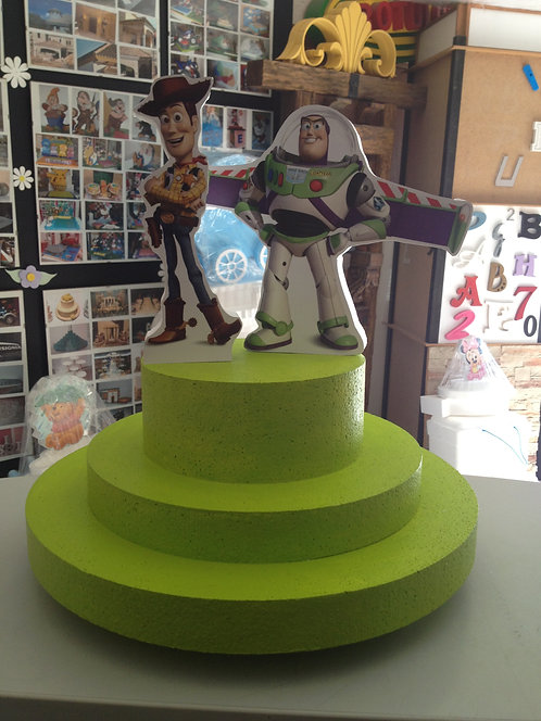 REF.641 Base para gominolas Toy Story