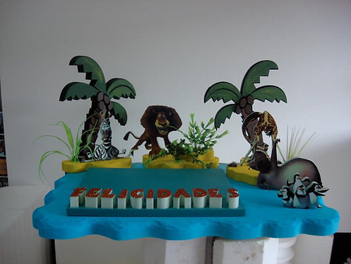 REF.508 Base de tarta Madagascar