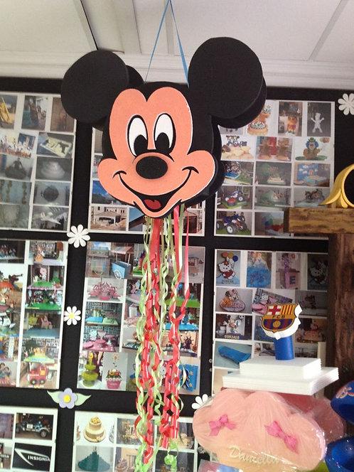 REF.804 Piñata Mickey en relieve